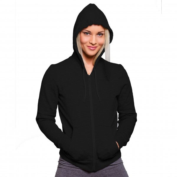 Adult Fleece Full Zip Hoodie